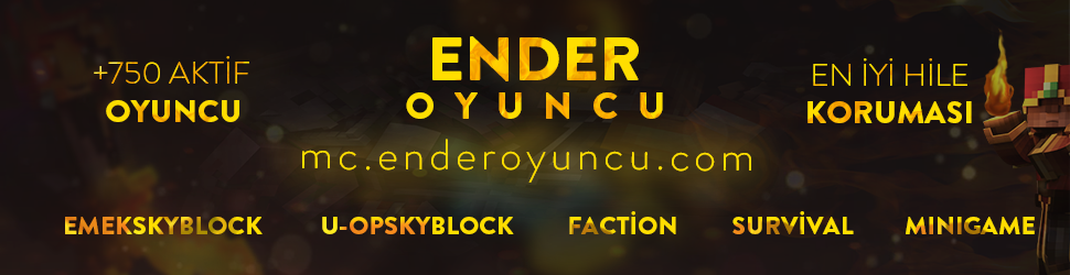 Minecraft Reklam Ver
